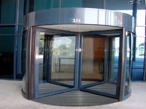 Otomatik Cam Kapı